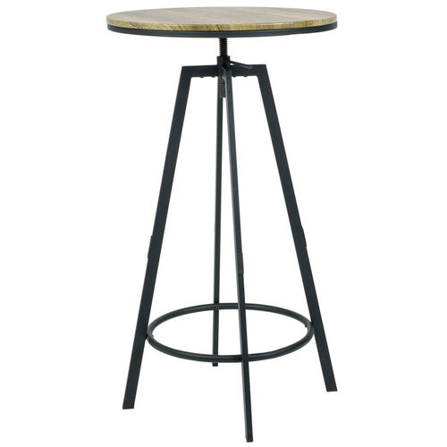 Our Vintage Industrial Height Adjustable 24