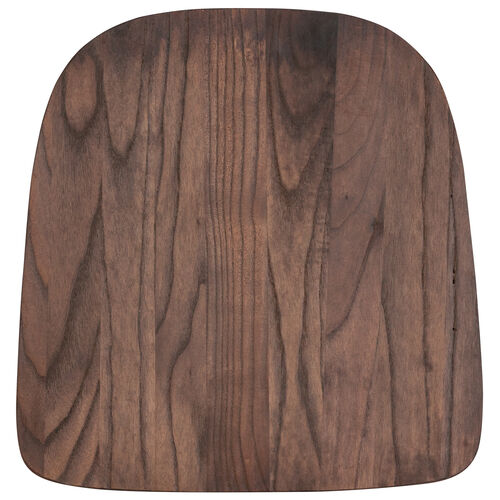 Our Rustic Walnut Wood Seat for Colorful Metal Chairs is on sale now.