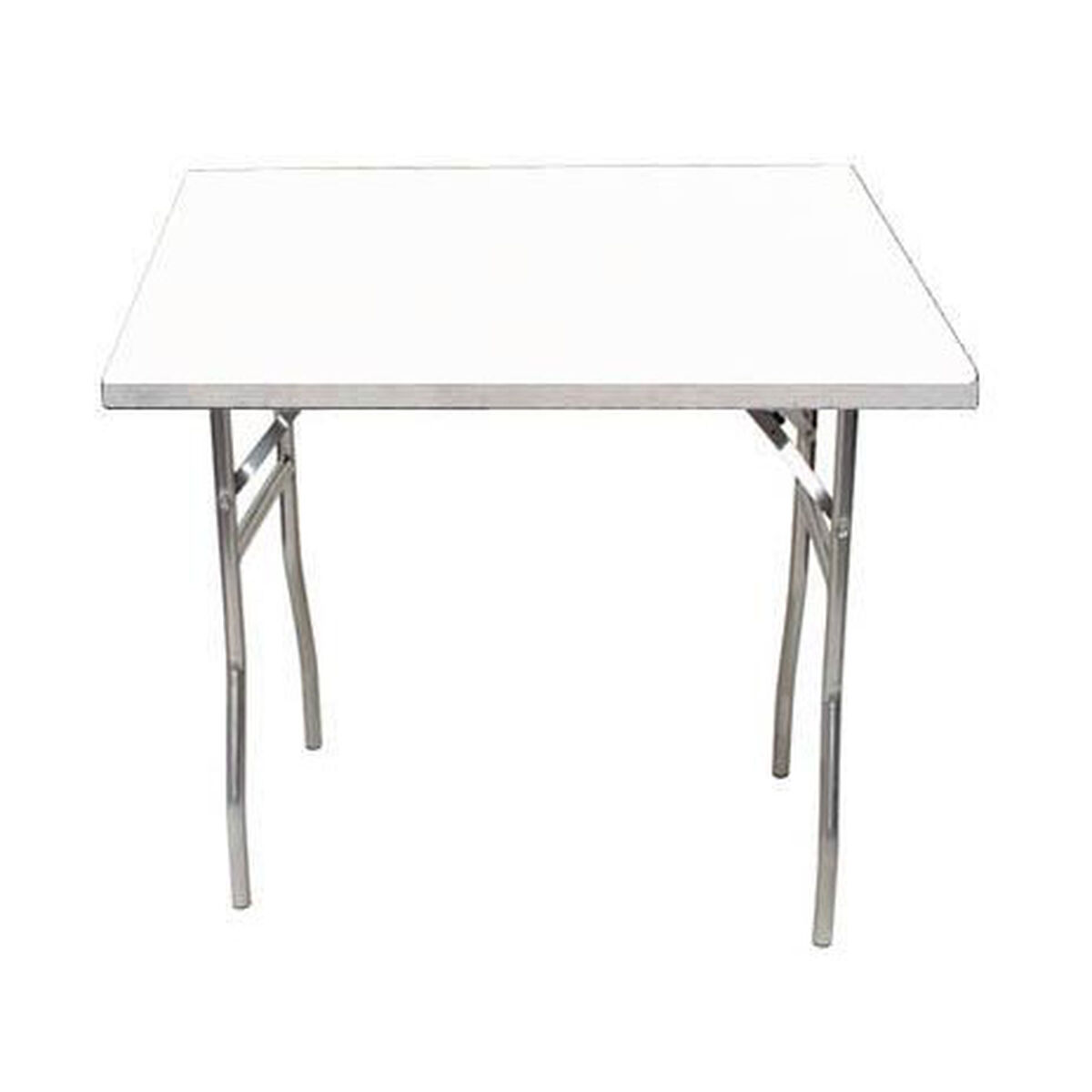 Square folding banquet table mf48sqfld cae bestchiavarichairs our standard series 48 square folding banquet table with aluminum edge and mayfoam top watchthetrailerfo