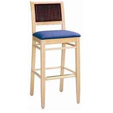 596 Bar Stool w/ Upholstered Seat - Grade 1
