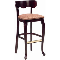 1951 Bar Stool w/ Upholstered Seat - Grade 1