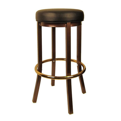 Our Metal Backless Barstool with Copper Vein Finish is on sale now.