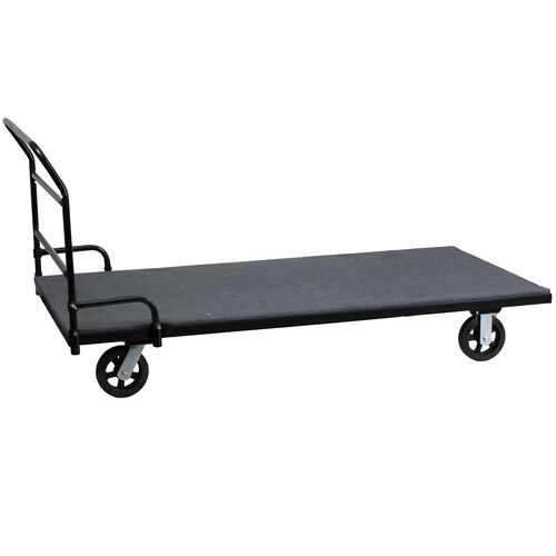 Our Folding Table Dolly with Carpeted Platform for Rectangular Tables is on sale now.