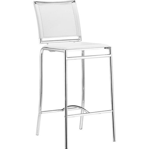 Our Soar Barstool in White is on sale now.