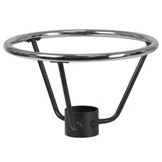 Bar Height Table Base Foot Ring with 4.25