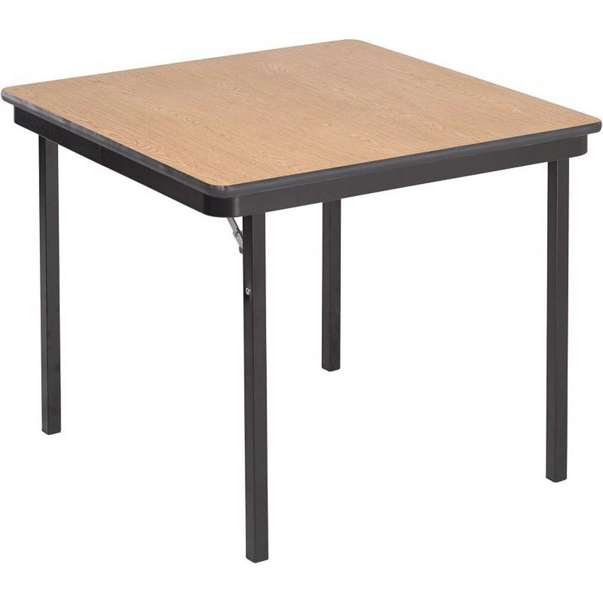 Our Square Folding Table With Particleboard Core And High Pressure Laminate Top 36