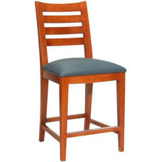 2195 Bar Stool w/ Upholstered Seat - Grade 1