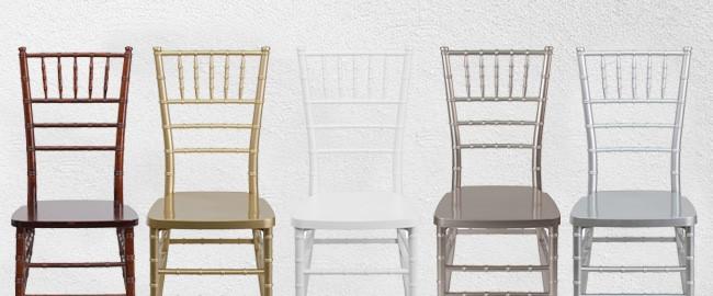 Chiavari Seating