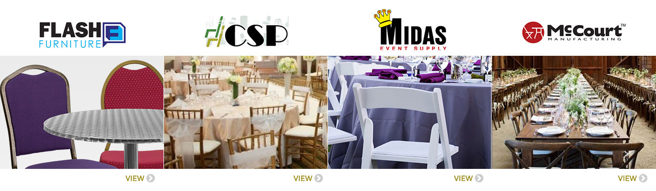 Top Vendors for Best Chiavari Chairs